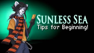 Sunless Sea (Tips for getting started!)