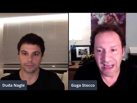 Live Cabeça com Guga Stocco sobre como será o mundo novo em 2025