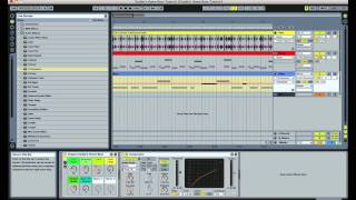 Side Chaining Compression & Ducking Tutorial in Ableton Live