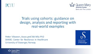 Analysis of Trials within Cohorts - Dr Petter Viksveen