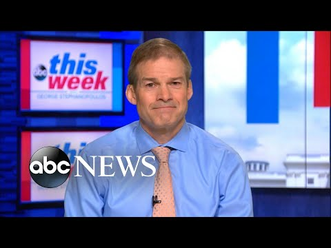 \'If it\'s released I want it all released\': Rep. Jim Jordan on Mueller report