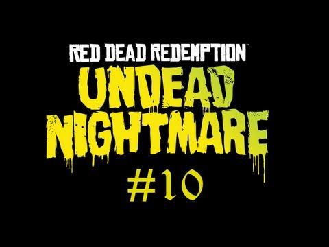 "Red Dead Redemption:Undead Nightmare - Part 10 - ""Making Blunderbuss Ammo"""