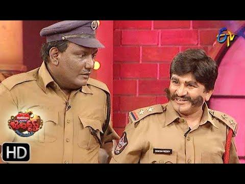 Rocket Raghava Performance | Jabardasth | 6th June 2019 | ETV Telugu from YouTube · Duration:  13 minutes 9 seconds