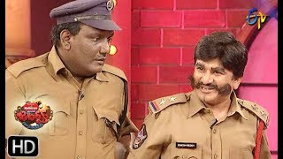 Rocket Raghava Performance   Jabardasth   6th June 2019      ETV  Telugu