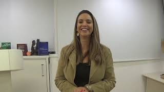 Depoimento da Participante Samantha Battigaglia, promotora de eventos