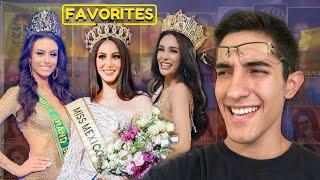 Miss Grand International 2019 TOP 10 FAVORITES