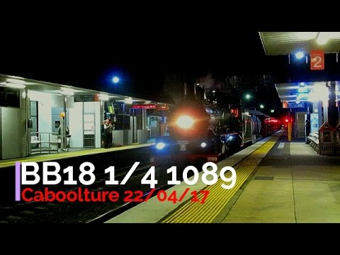 BB18 1089 1/4 Caboolture 22.04.17
