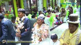 CARICIA - Boda de Gustavo y Zulema La Paz 2017