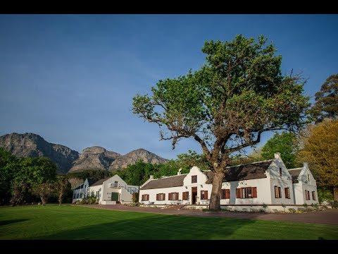 961 hectare wine farm for sale in Stellenbosch Farms   Pam Golding Properties