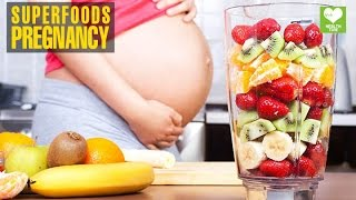 Superfoods During Pregnancy | Health Food Tips | Educational Video
