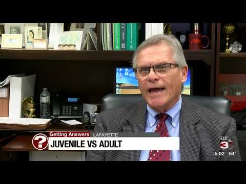 Getting Answers: When can juveniles be charged as adults