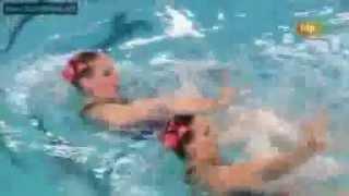 Синхронное плавание Россия Олимпиада 2012