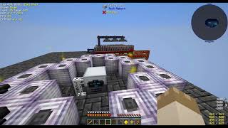 Modern Skyblock 3: Episode 30 - Tech Reborn Fusion Reactor + Industrial Foregoing Latex!!!
