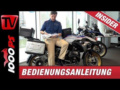 BMW R 1250 GS - Video Bedienungsanleitung - Für Interessenten, Fans und Käufer