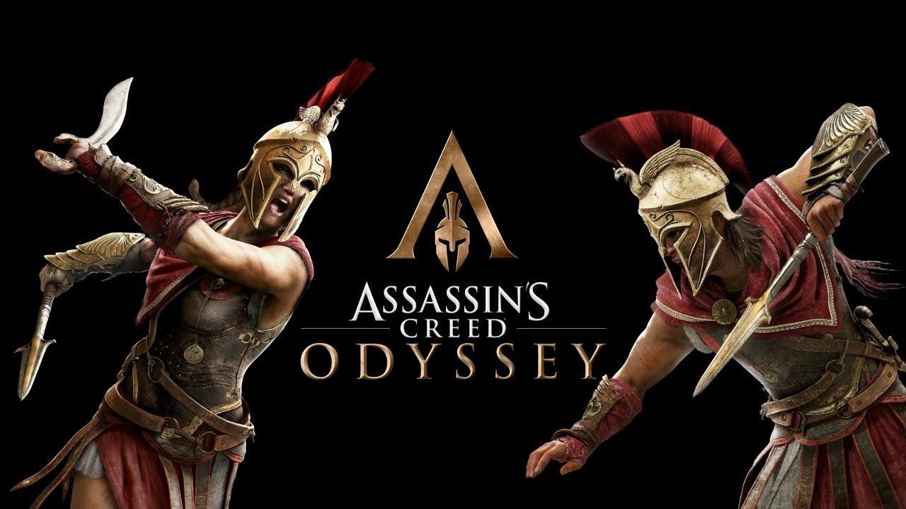 Assassin's Creed Odyssey  ПОЛНОЕ ПРОХОЖДЕНИЕ (ЧАСТЬ - 6)