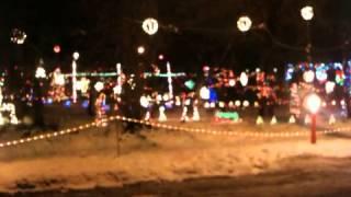 Christmas Lights Around Piqua Ohio 2021 Christmas Lights Piqua Ohio Youtube