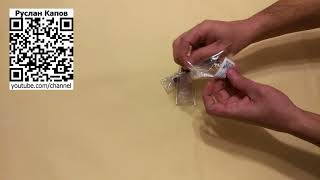 Амбюшуры для наушников пластичные. Посылка из китая.