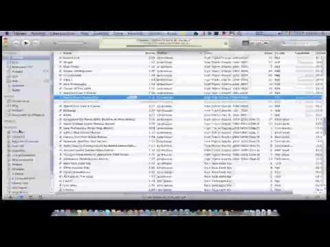 Il Blog della Mela  Tip 73 - Convertire file audio con iTunes