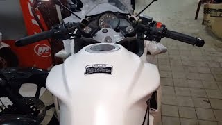 Super Sport KPR 150 - Lifan Motorcycle  Review