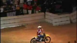 Motorbike Jumps, Flips and Crashes feat Travis Pastrana
