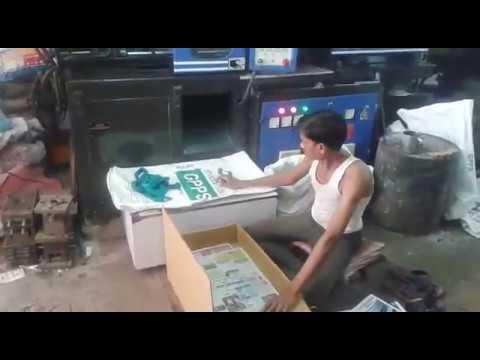 SERVO MOTOR MINI PLASTIC INJECTION MOULDING MACHINE 30gms - The Most