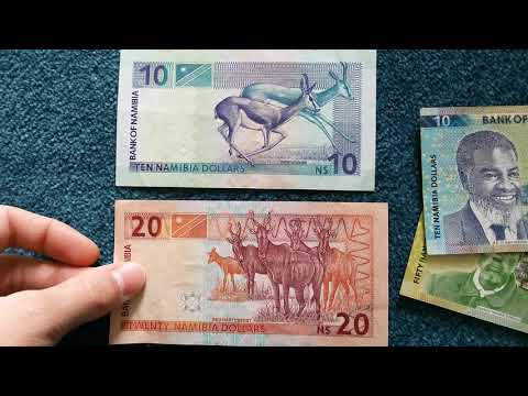 #Currency Special Part 59: Namibian Dollar