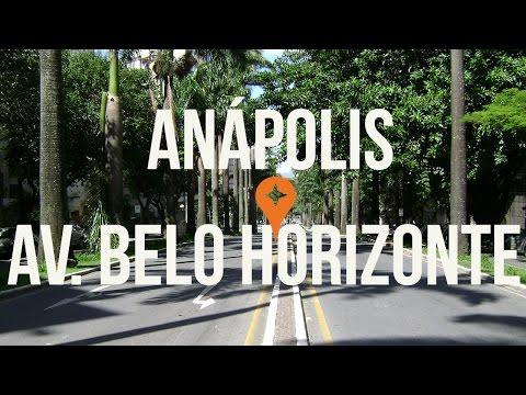 Avenida Belo Horizonte | Vila Gois | 🚗 | Anápolis | Goiás | Brasil | LOCAL GUIDE
