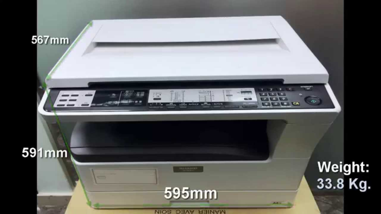 DRIVER UPDATE: SHARP AR 5516 COPIER