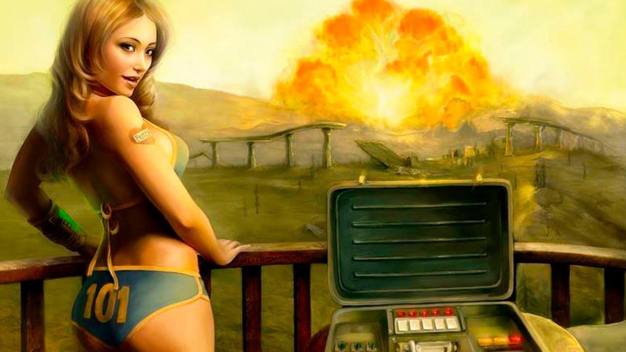 Секс игра fallout