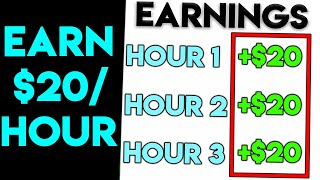 7 Sites That Pay $20 Per Hour To Work From Home [2019]