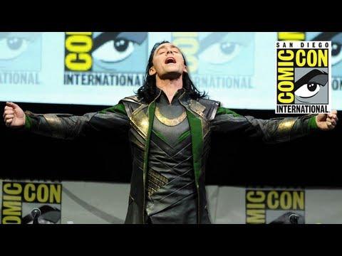 Marvel Cinematic Universe Comic Con 2013 - Full Panel