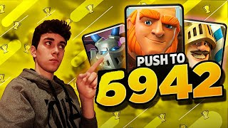 I FINISHED 48th GLOBAL WITH A FTP DECK! - Live Matches
