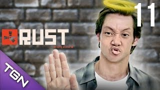 Repeat youtube video RUST #11 (END) - STOP AND MEET THE GOD! | รัซกำเนิดมนุษย์