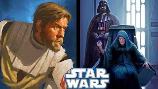 How Sidious ULTIMATELY Saved Obi-Wan's LIFE!! - Star Wars Explained
