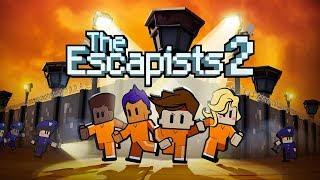 The Escapists 2: Pocket Breakout. | Играю в неё.