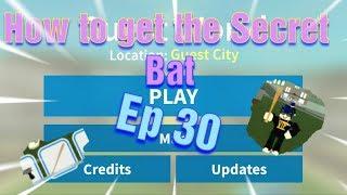 """Roblox- """"Mondo ospite!"""" Episodio 30 COME OTTENERE L'ARMA SEGRETA / BAT!!!"""