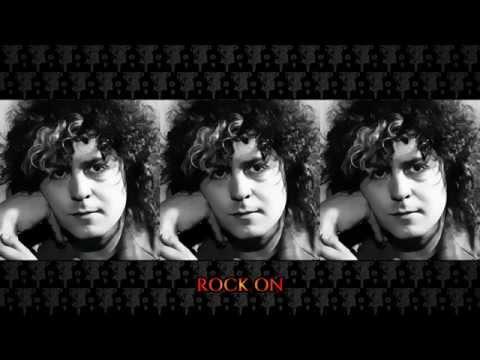 T. Rex - Metal Guru, Rock On & Telegram Sam [Lyrics] [1080p]