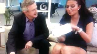 X Factor UK 2012 Tulisa Fish and Chips Moan