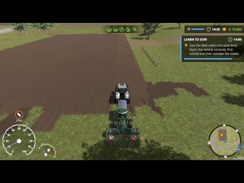 REAL FARM Simulator - Pre-Release Gameplay!!!  Full PC Version Livestream!