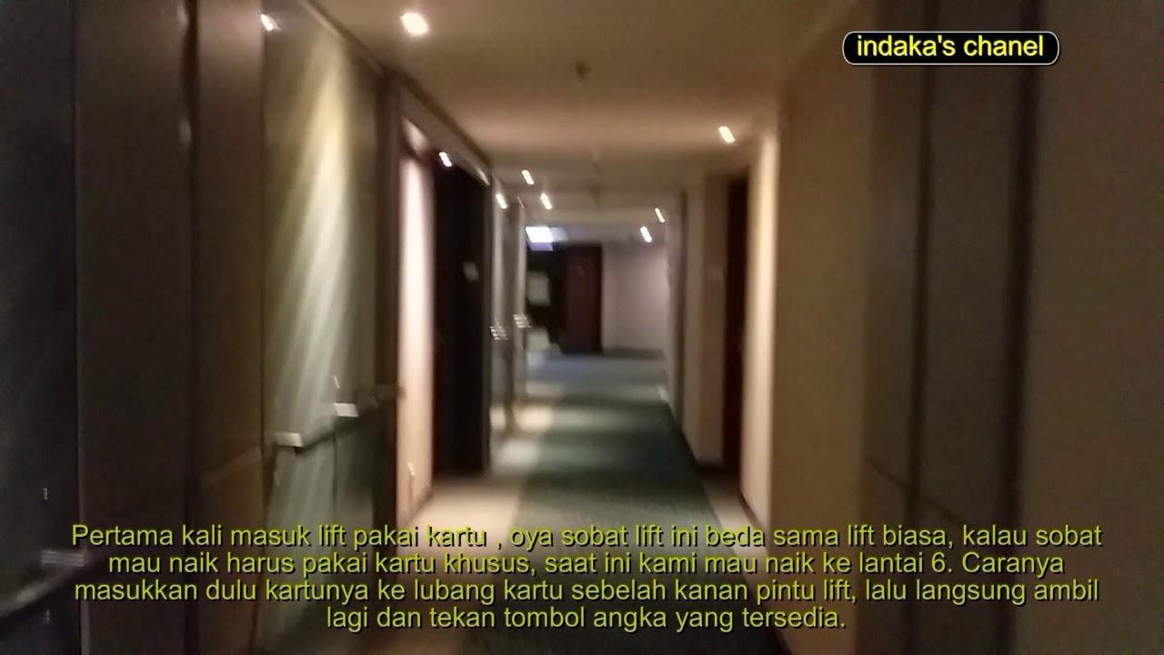 Masuk Lift Dan Kamar Hotel Grand Candi Bagian 3 Youtube