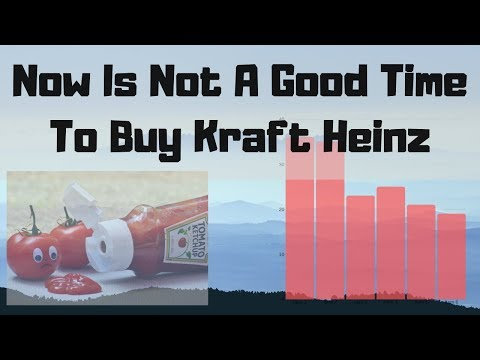 Now Is Not A Good Time To Buy Kraft Heinz - KHC Technical Analysis + KSS, BA & HAL
