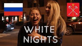 White Nights: Saint Petersburg Scarlet Sails