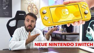 Ein großer Fehler? Die neue Nintendo Switch LITE! Lohnt sich noch eine Nintendo Switch zu kaufen?
