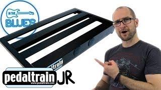 Pedaltrain Jr (Junior) Pedalboard Unboxing & Setup