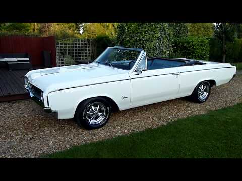 Video Review Of 1964 Oldsmobile Cutlass For Sale Carrot Town Garage Cambridge UK