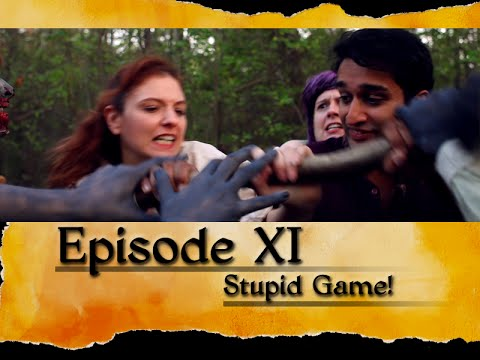 Suspension of Disbelief: Episode 11, Stupid Game!