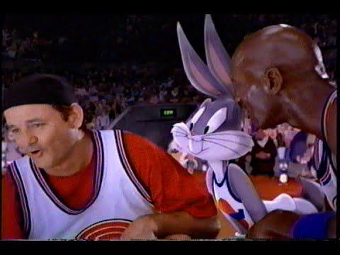 Space Jam (1996) Trailer (VHS Capture)