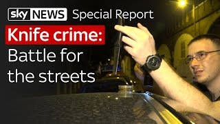 Special Report: Knife crime and the battle for the streets