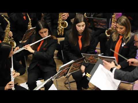 Banda Filarmónica de São João de Areias - Concerto de Fim de Ano 2018 da Fundação Lapa do Lobo