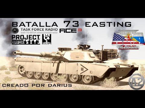 [ArmA III] BATALLA 73 EASTING - EN DIRECTO